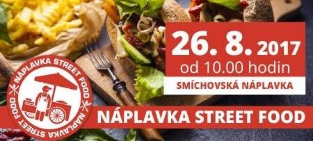 STREET FOOD NÁPLAVKA VOL.II