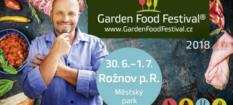 GARDEN FOOD FESTIVAL ROŽNOV P.R 2018